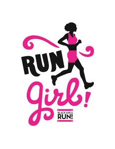 Black Girls RUN!!