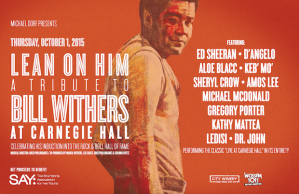 Bill Withers at Carnegie Hall